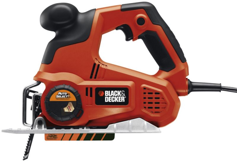 Black & Decker Autoselect Zenit Straight Cut Saw