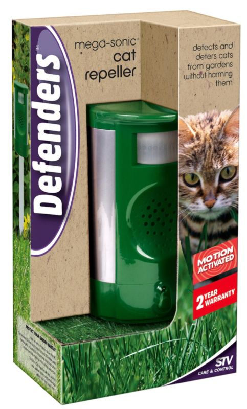 Defender Sonic Cat Repeller Review