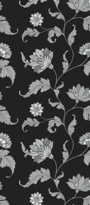 Arthouse Arte Vintage Wallcovering Black/Stone