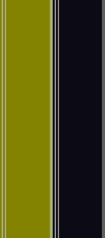 Vintage Eton Stripe Wallcovering Green 10m