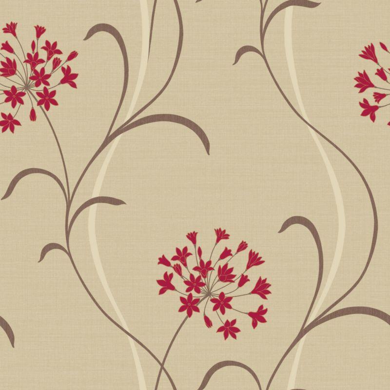Arthouse Opera Mia Wallcovering Pink 10m 597713