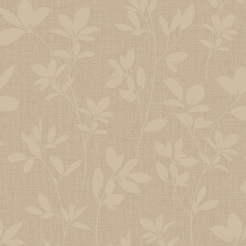Laurel Wallcovering Chocolate 10m