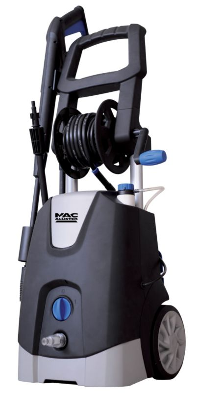 Mac Allister 1900W Pressure Washer with Patio Cleaner