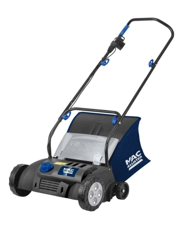 Mac Allister 1400W 2-in-1 Raker And Scarifier