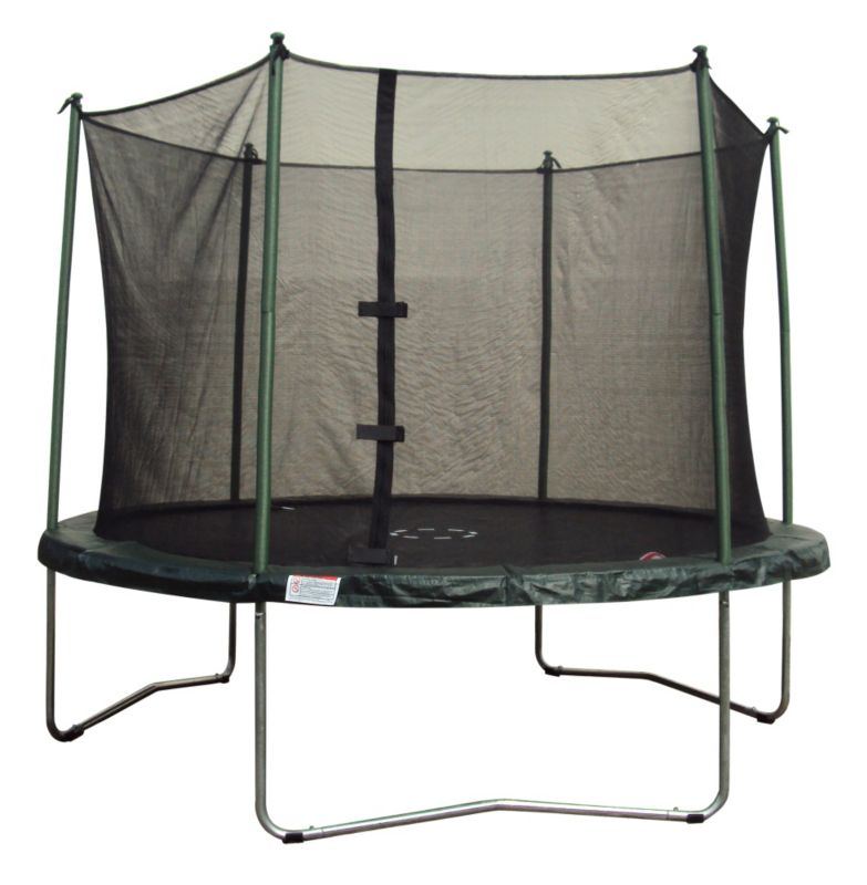 Blooma 11Ft Trampoline With Enclosure And Cover