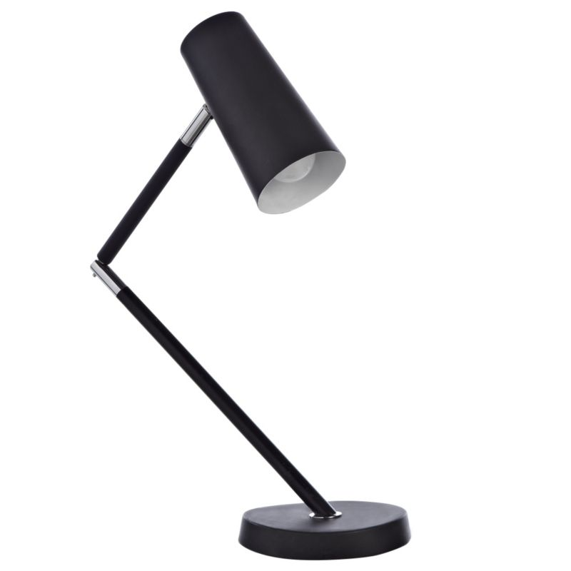 Manon Black Desk Lamp