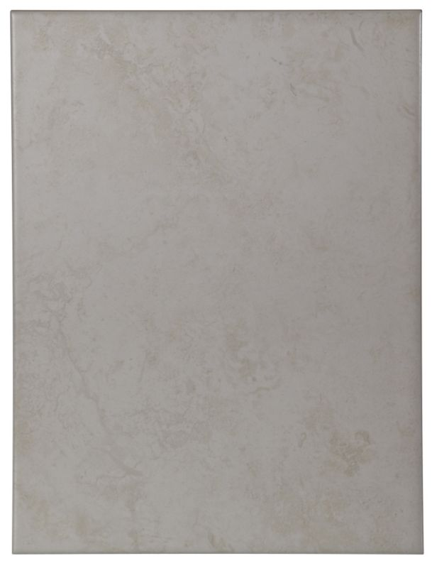 Colours Pack of 12 Light Beige Helena Wall Tiles (L)330 x (W)250mm