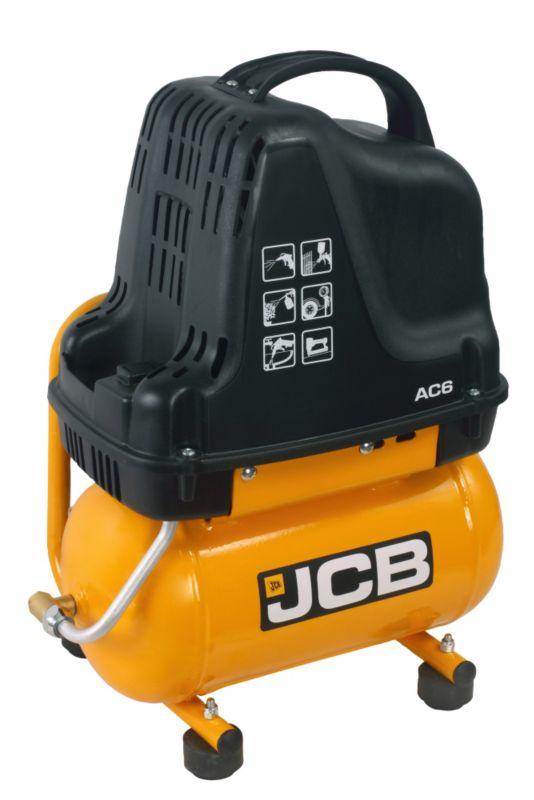 JCB 6L Compressor