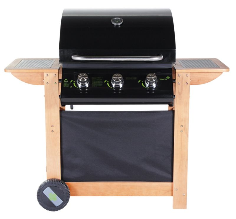 b q blooma tolima 3 burner gas barbecue customer reviews product reviews read top consumer. Black Bedroom Furniture Sets. Home Design Ideas
