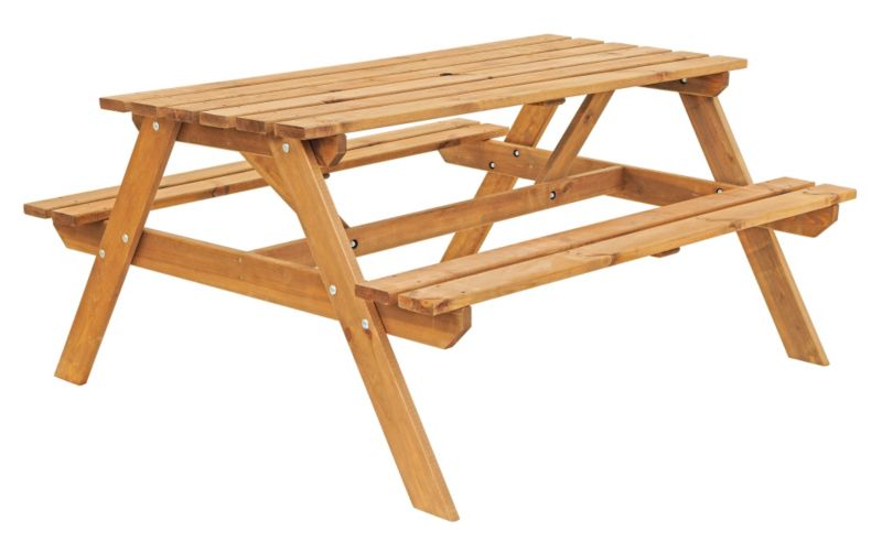 Batam Picnic Bench
