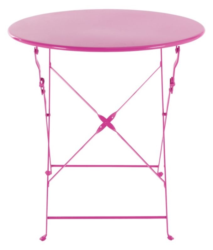 Blooma saba bistro table pink tables and chair review compare prices buy online