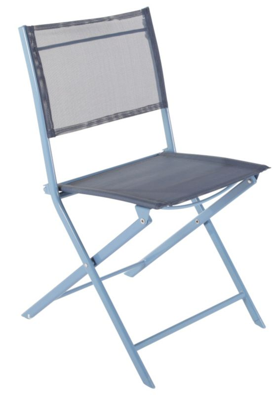 Blooma Saba Folding Chair Blue Tables And Chair Review Compare Prices Buy