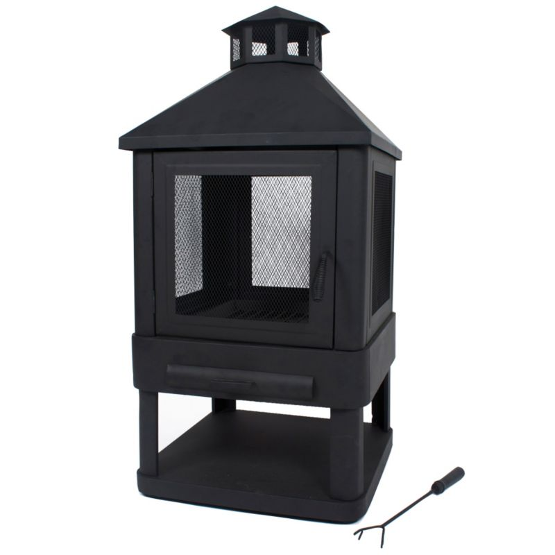 Buy Cheap Outdoor Fireplace Compare Chairs Prices For Best Uk Deals