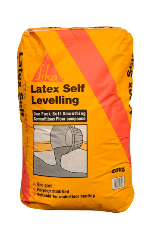 Sika Latex Self Levelling 18LLC25 25kg