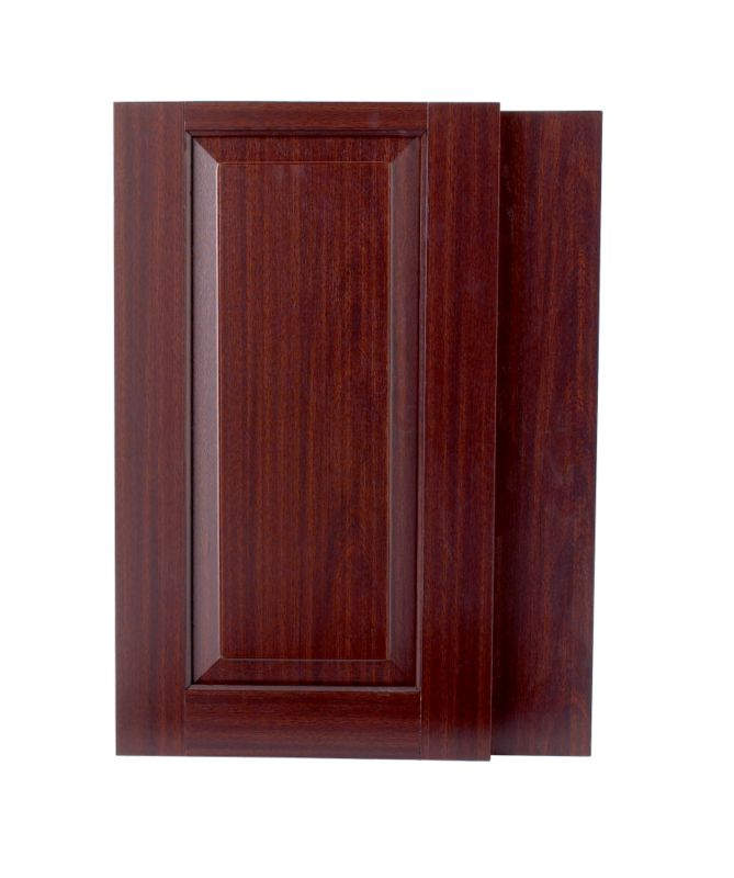 Romsey Bath End Panel (L)700mm Mahogany Effect