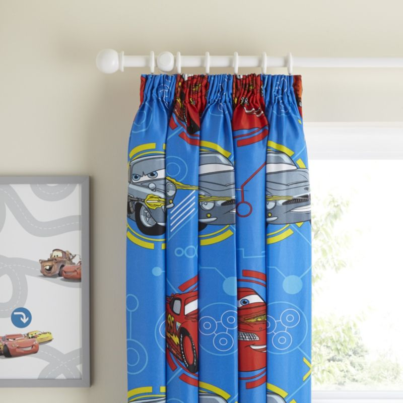 You'll love how our soft, flowing window treatments frame your windows with custom patterns and images. You can completely transform a room (or several) with these contemporary chiffon Kids Car Curtains.