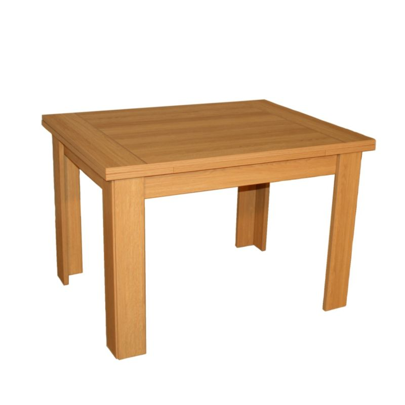Cashback Viva Small Extending Dining Table Olive Oak Effect By B And Q