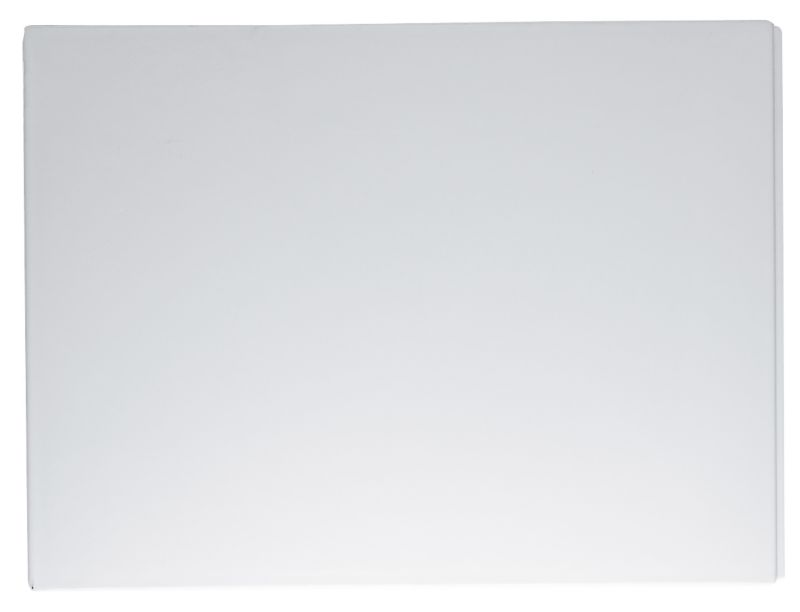 Nuance Bath End Panel White (W)750mm