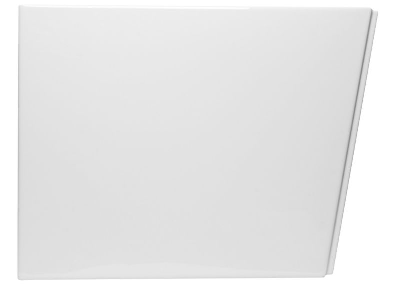 Uplift Bath End Panel Left Side White