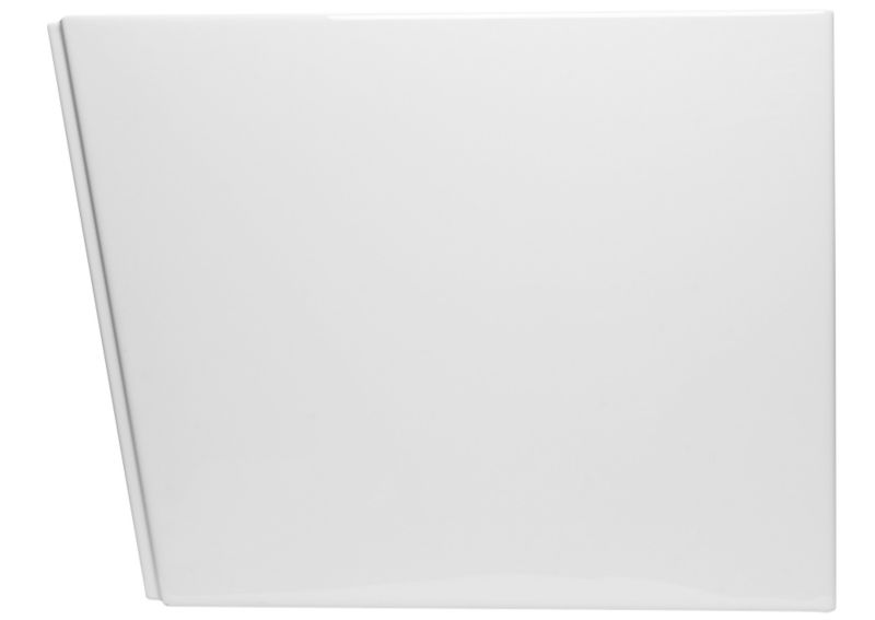 Uplift Bath End Panel Right Side White