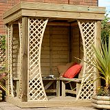 Save on this Quadratus Arbour 2 - (H) 2.2m x (W) 3m x (D) 3m