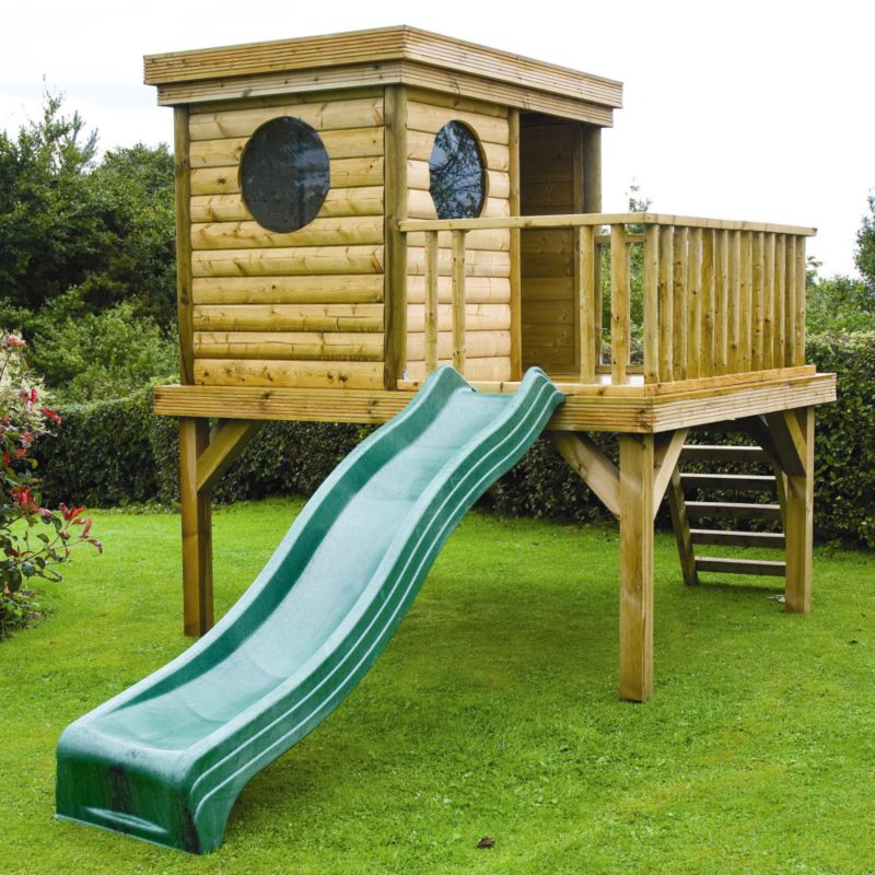 Smiley Faces Play Range Play Tower Green Waterbased