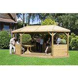 Save on this Elgar Pavilion Green Waterbased
