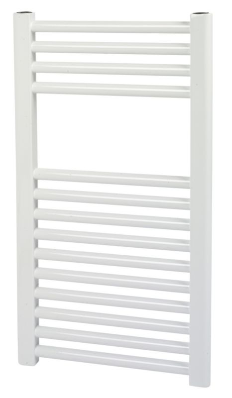 Kudox Flat White Towel Radiator 700 x 400mm 259W