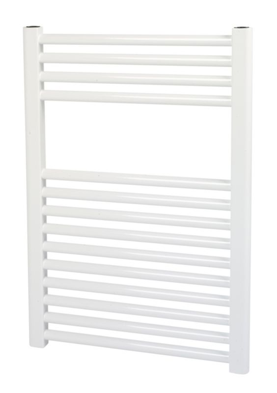 Kudox Flat White Towel Radiator 700 x 500mm 322W