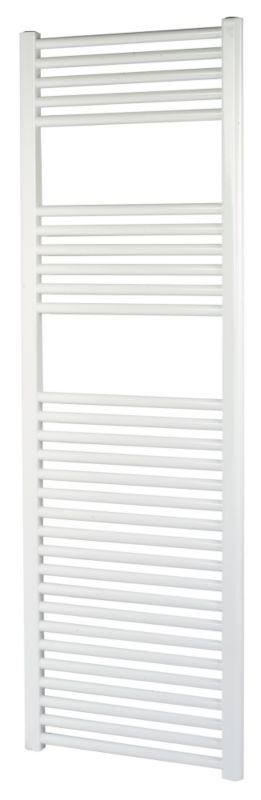 Kudox Flat White Towel Radiator 1500 x 600mm