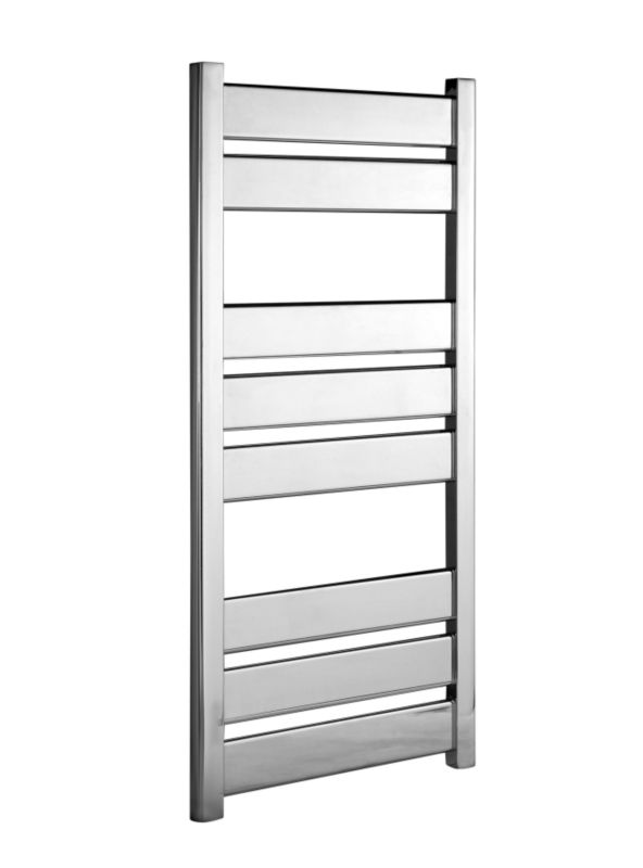 Kudox Almeria Towel Warmer Chrome 450 x 974mm