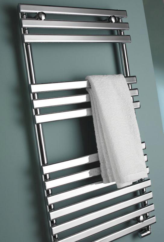 Kudox Calandra Chrome Designer Towel Radiator