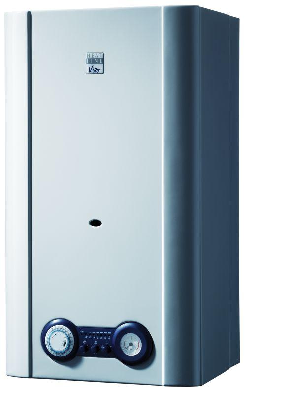 Vizo Condensing Combi Boiler VIZO24 White