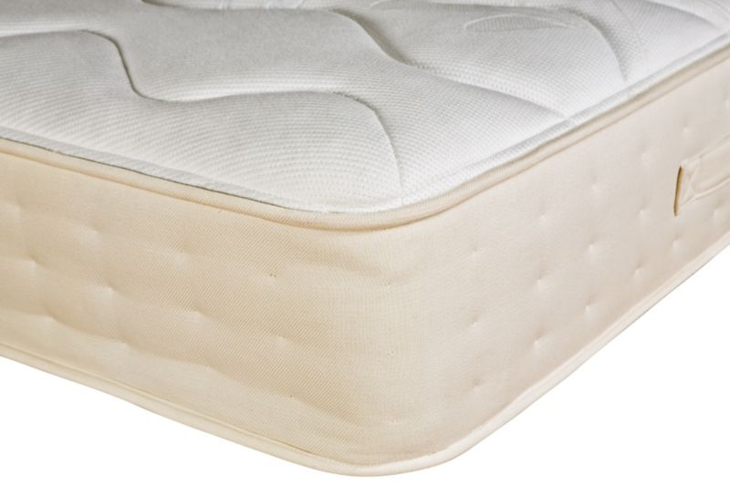 Milano Latex King Micro Quilt Mattress & 4 Drawer Conti Divan