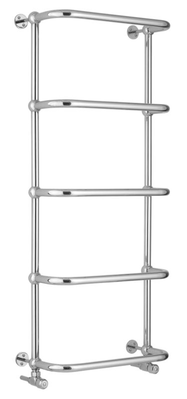 Boz Orbit Stacker 5 Electric Towel Rail Chrome