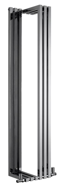 Concept Z6 Ultra Modern Designer Radiator Chrome Plated