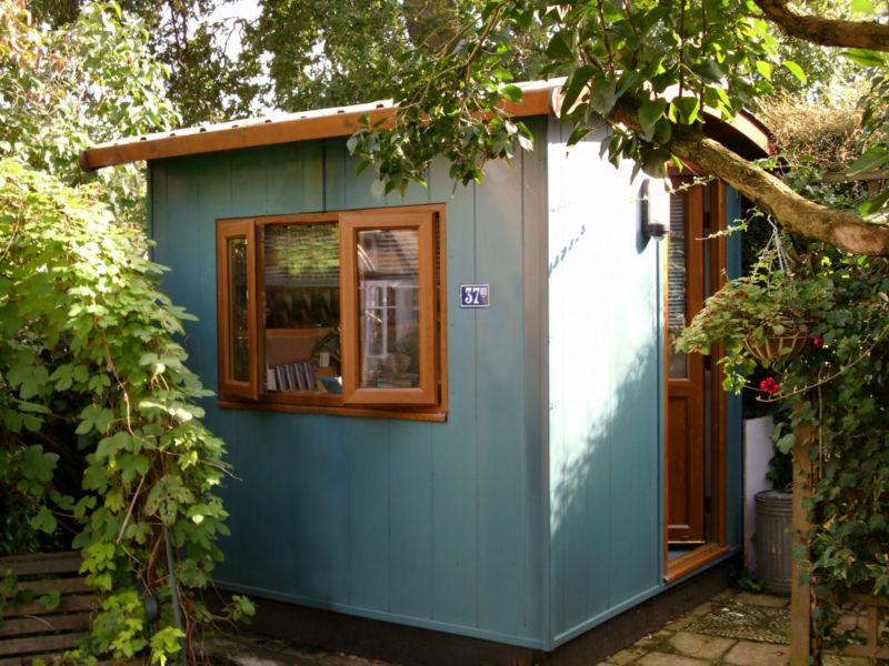 Henley Offices Compact Mini Office