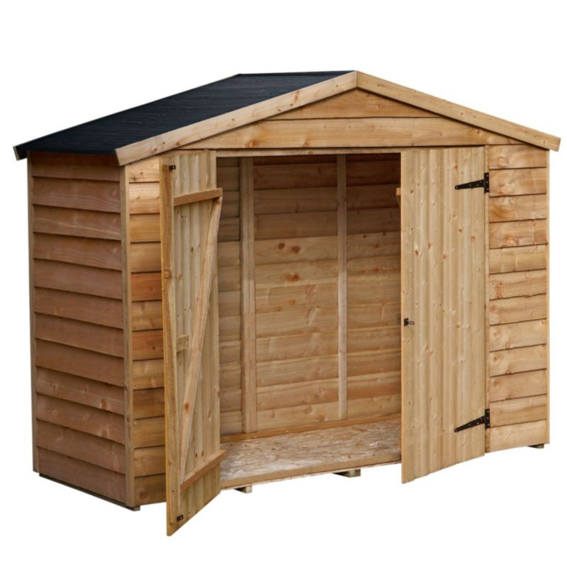 Buy cheap Wooden shed - compare Sheds & Garden Furniture prices for