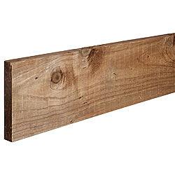 treated wooden gravel board l 5397007006872. Black Bedroom Furniture Sets. Home Design Ideas