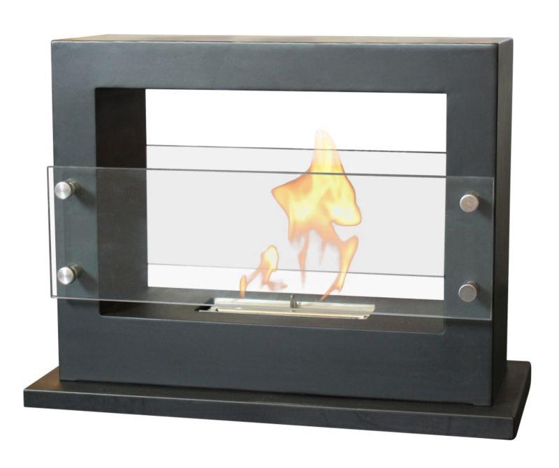 Heating & Cooling Merida Real Flame Portable Bio Ethanol Portable Fire