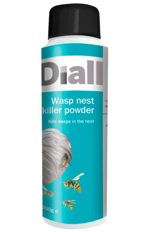 Diall Wasp Nest Killer Powder 200g