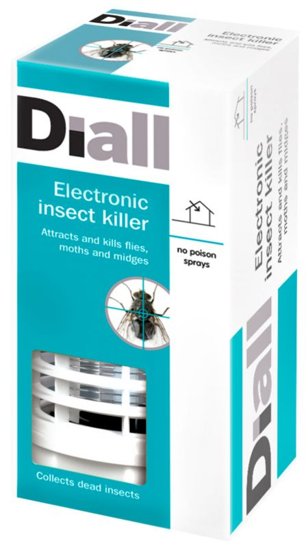 Diall Electronic Insect Killer