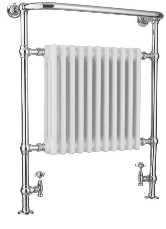 Bristan Traditional Nimbus 4 Heater Chrome product image