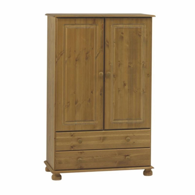 Malmo 2 Door 2 Drawer Wardrobe product image