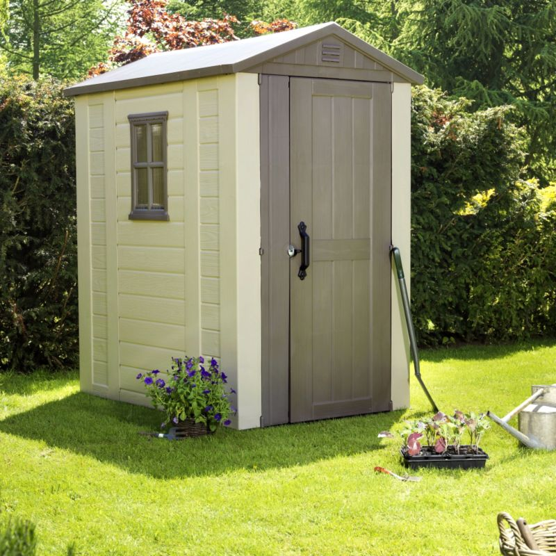 Top 10 cheapest keter prices best uk deals on uncategorised for Garden shed 6x4