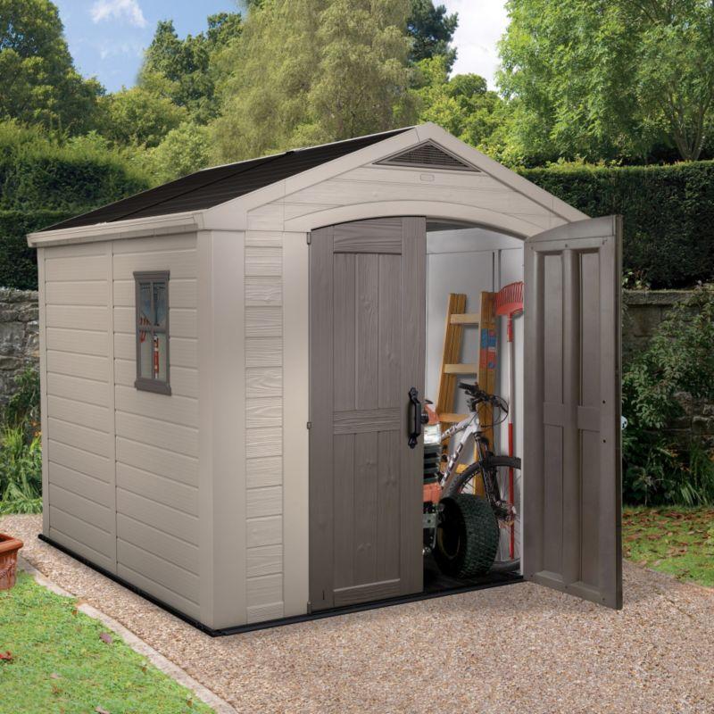 Argos garden shed shelves - Casetas jardin pvc ...