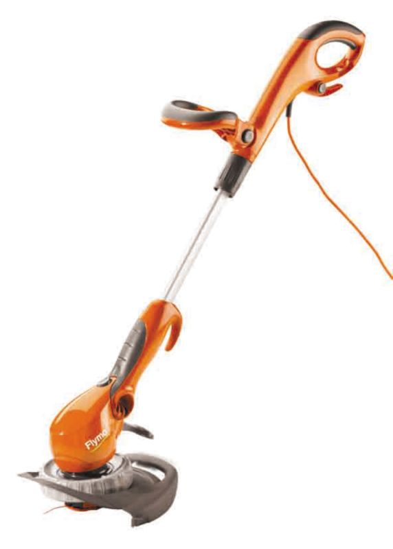 Flymo Contour 500XT Grass Trimmer 9669524-01 Orange/Grey