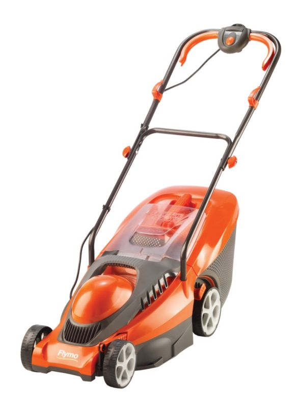 Flymo Chevron 34VC Electric Lawnmower