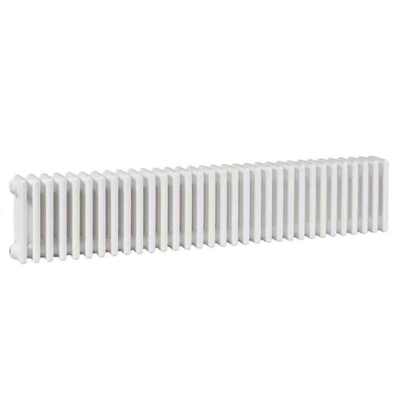 Acova 4 Column Horizontal Radiator White W1042 times H300mm