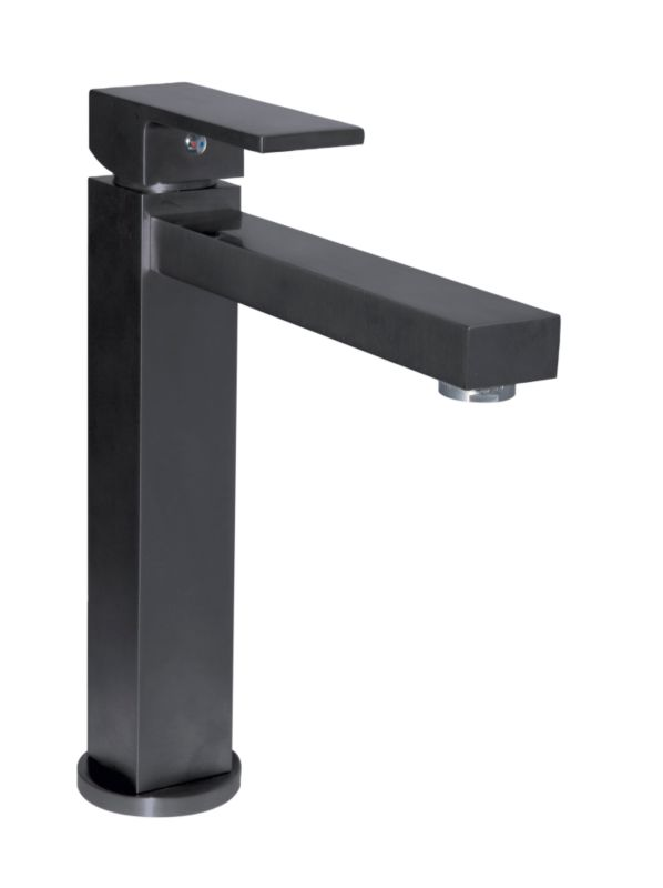 Perfect Bucharest Single Lever Tap Metallic Black 598 x 800 · 14 kB · jpeg